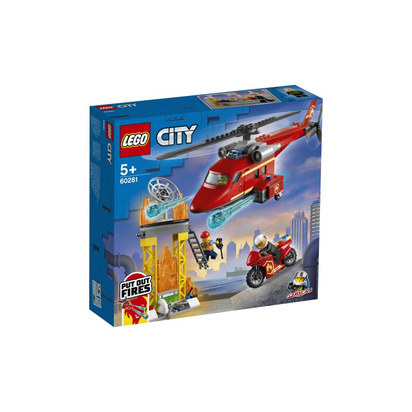 LEGO CITY 60281 Strażacki...
