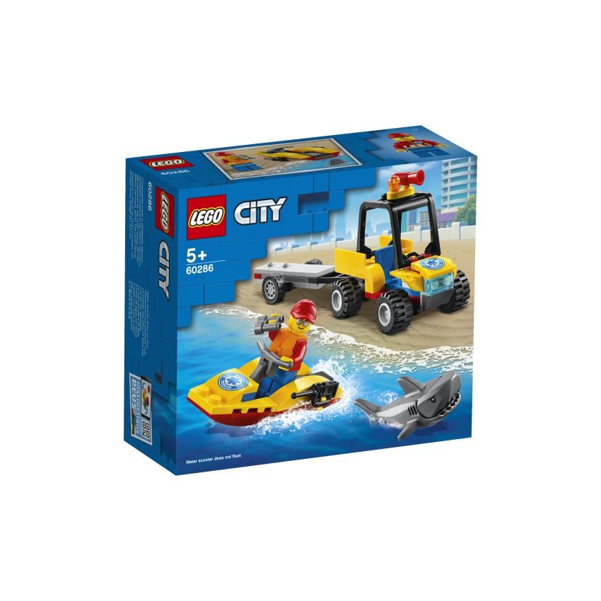 LEGO 60286 Plażowy quad...