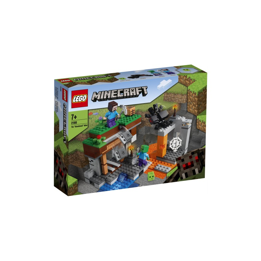 LEGO Minecraft 21166...