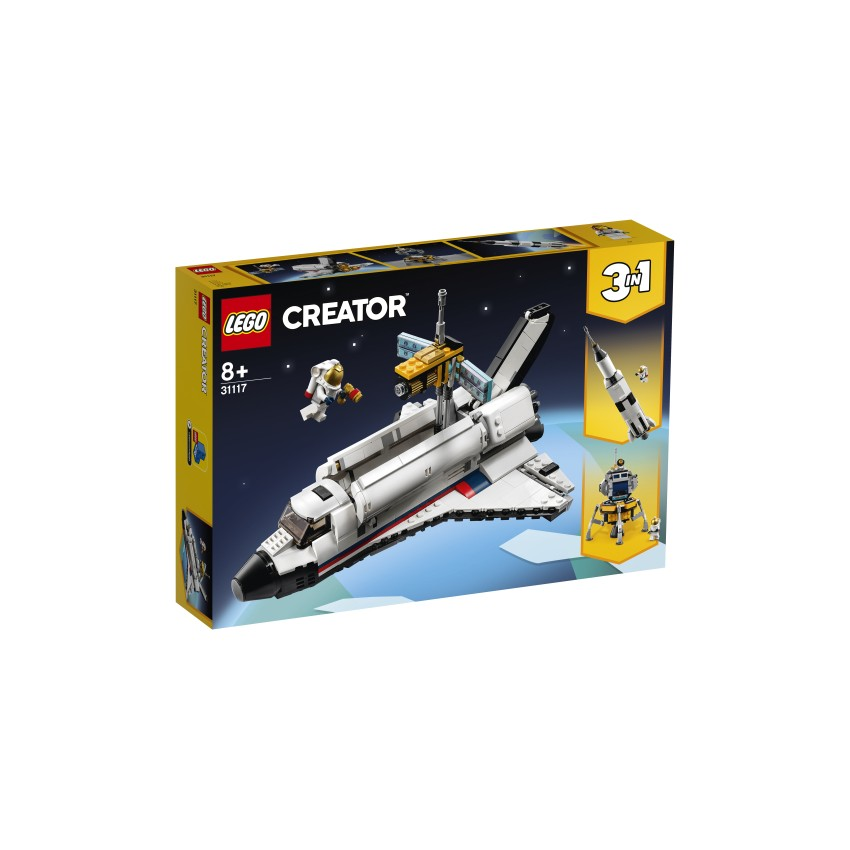 LEGO  Creator 31117...