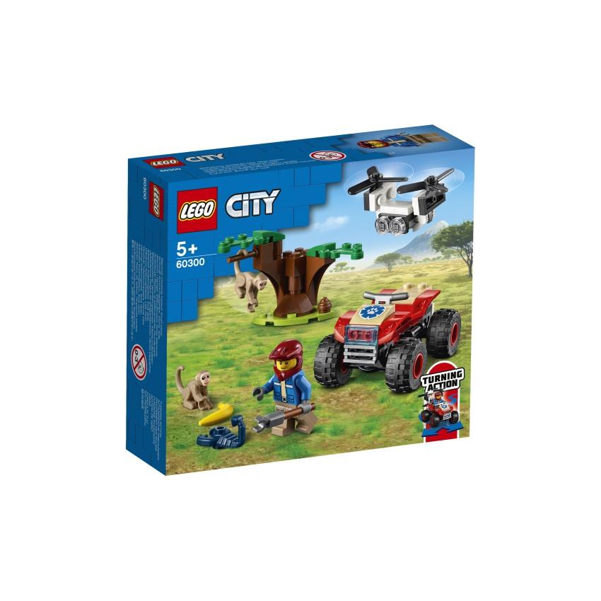 LEGO City 60300 Quad...