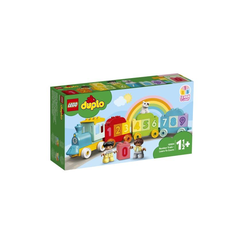 LEGO DUPLO 10954 Pociąg z...