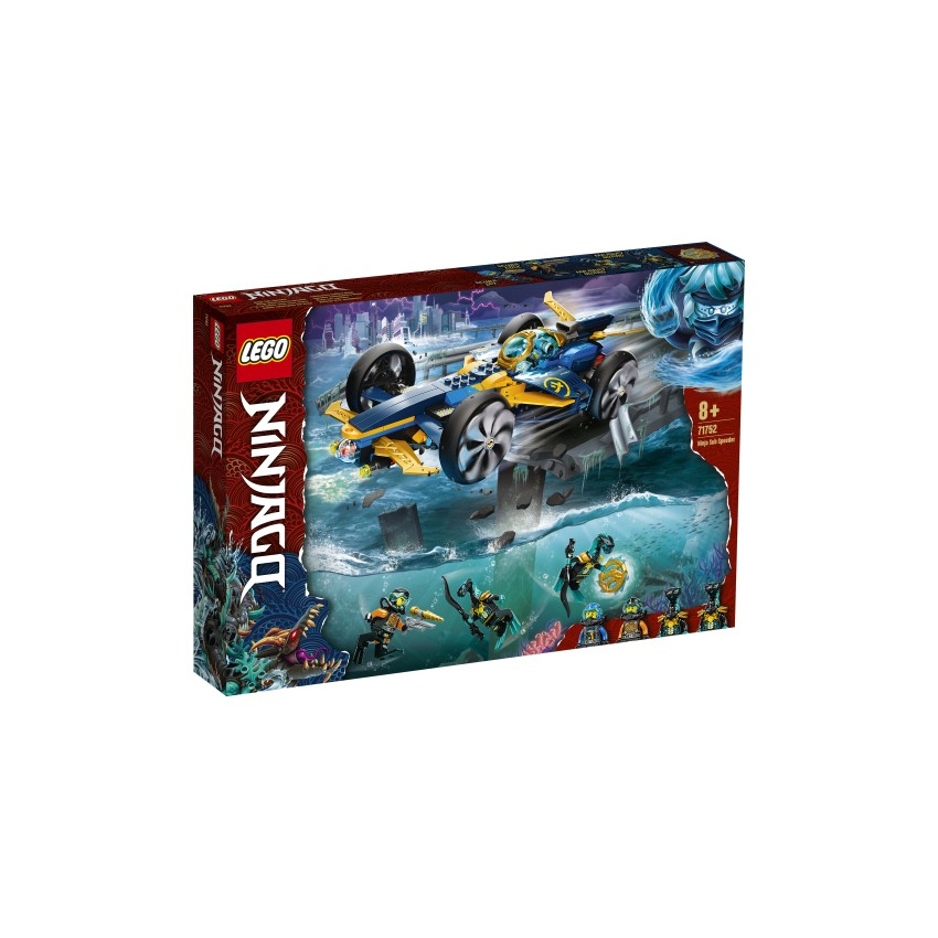 LEGO Ninjago 71752 Podwodny...