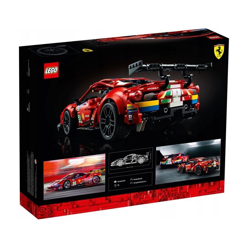 LEGO TECHNIC 42125 Ferrari...