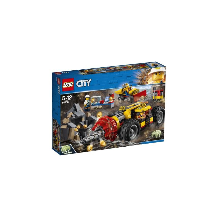 LEGO City 60186 Ciężkie...