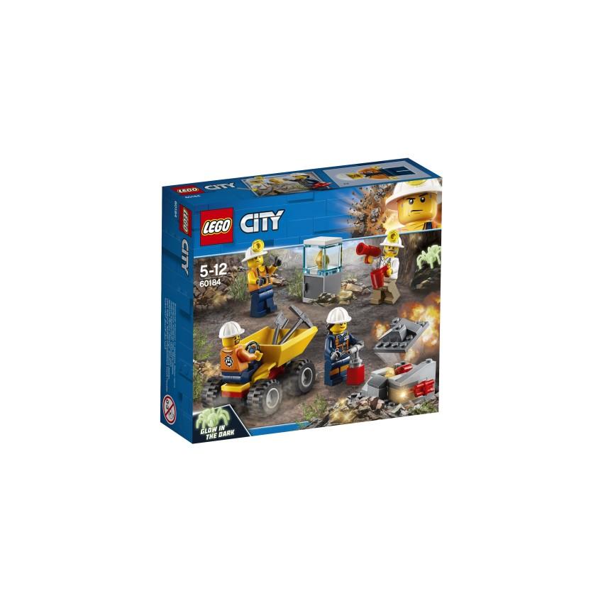 LEGO City 60184 Ekipa...