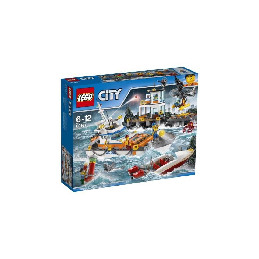 LEGO City 60167 Kwatera...