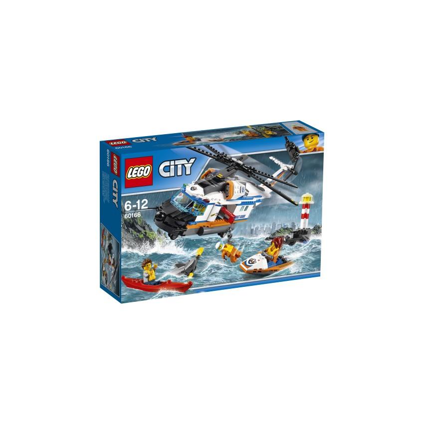 LEGO City 60166 Helikopter...