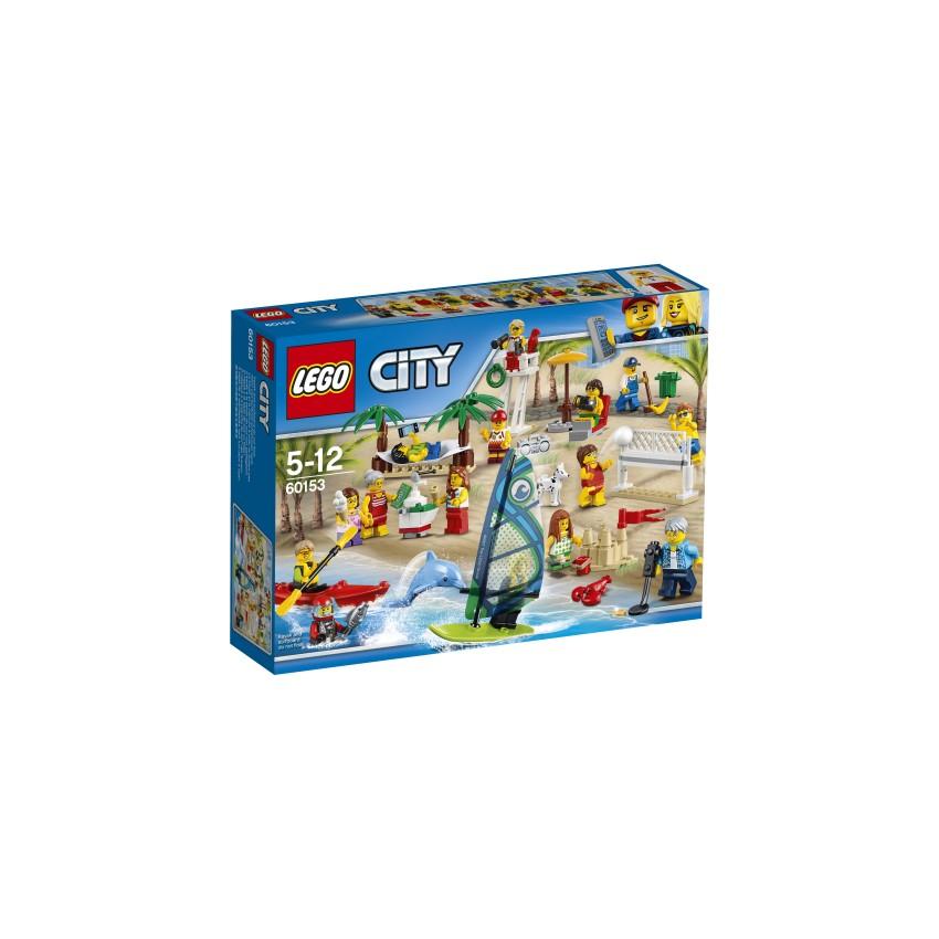 LEGO City 60153 Zabawa na...