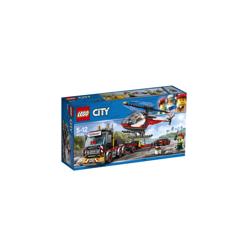 LEGO City 60183 Transporter...
