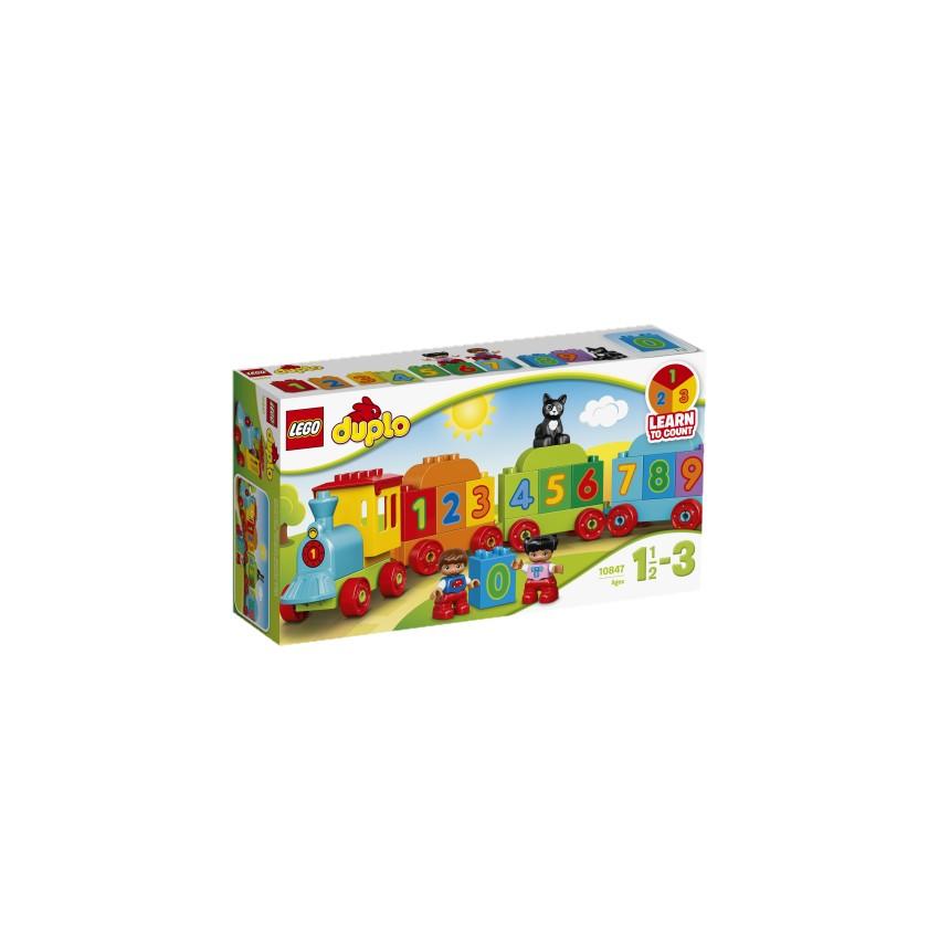 LEGO Duplo 10847 Pociąg z...