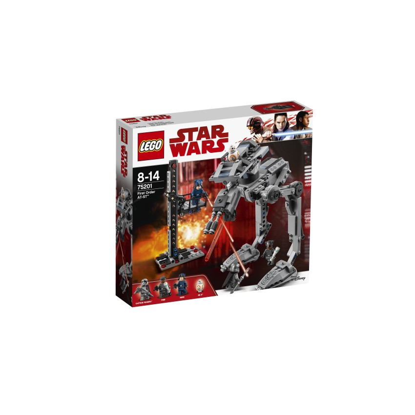 LEGO Star Wars 75201 AT-ST...