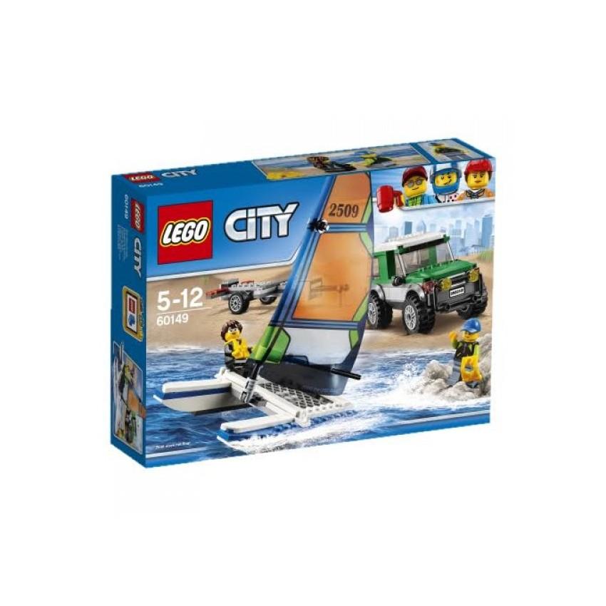 LEGO City 60149 Terenówka...