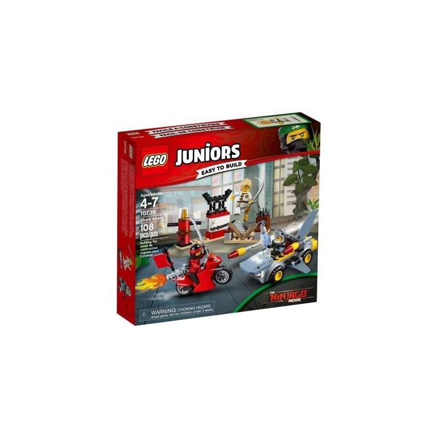 LEGO Juniors 10739 Atak...