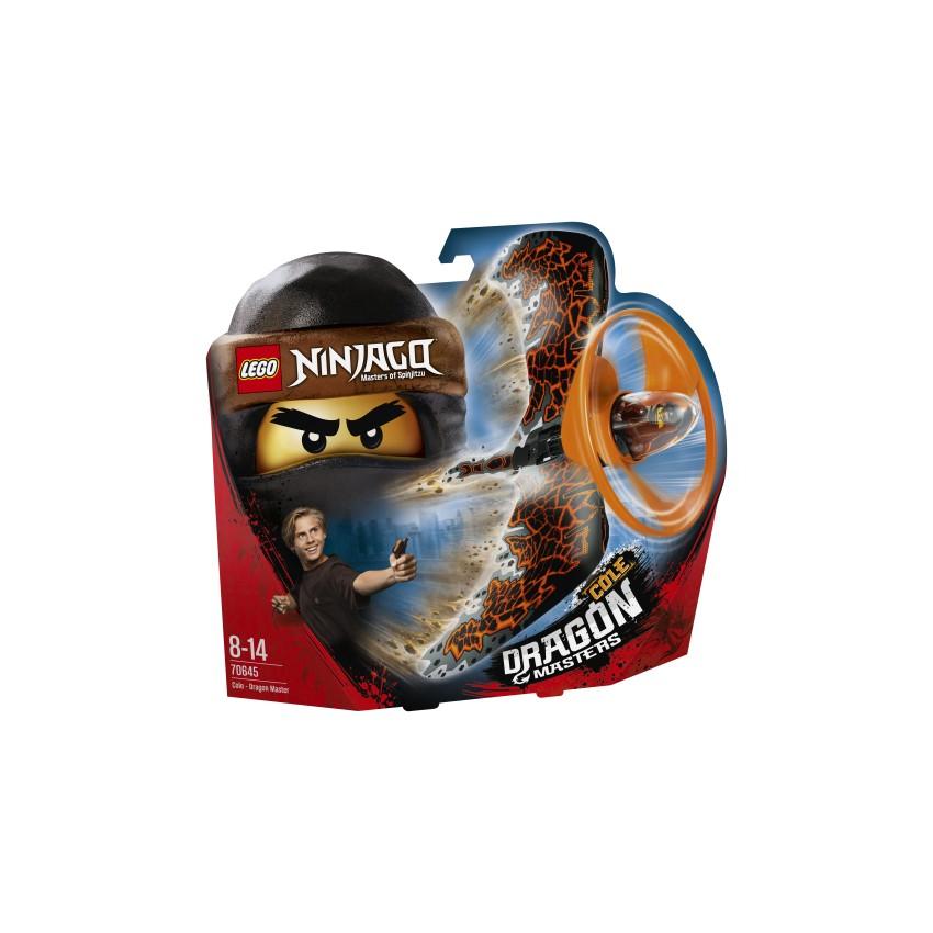 LEGO Ninjago 70645 Cole -...
